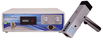 Laser and IPL equipment packages