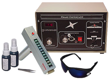 The SDL100-DX The All New Deluxe High-Output Professional Diode Laser System